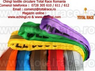 Chingi ridicare, chingi macarale, chingi textile , sufe de ridicat Total Race