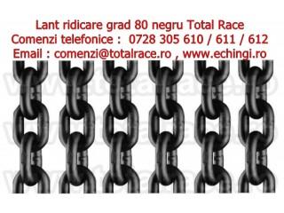 Lant ridicare negru livrare stoc Bucuresti Total Race