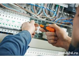 Electrician autorizat oferim servicii in Cluj Napoca, Baciu, Floresti, Apahida Etc